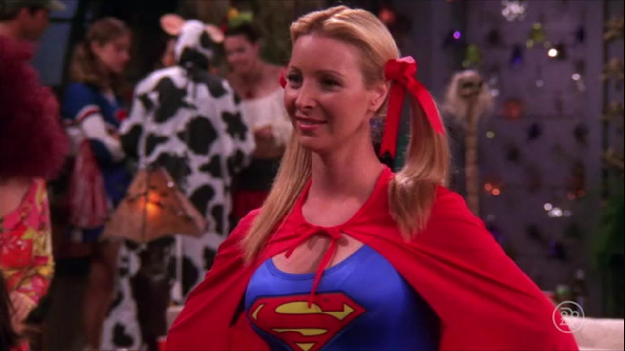 "The Funniest Phoebe Buffay Moments From ""Friends"""
