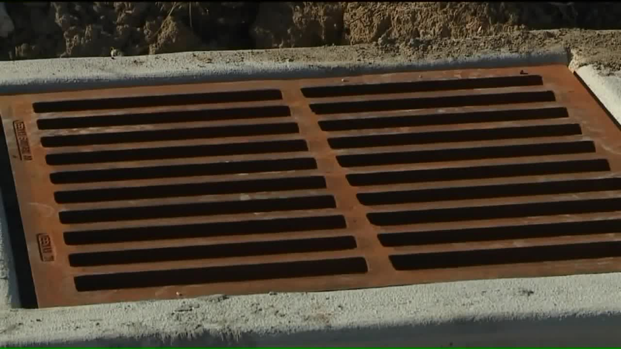 Woman Rescued After Falling Into Open Sewer Access Box