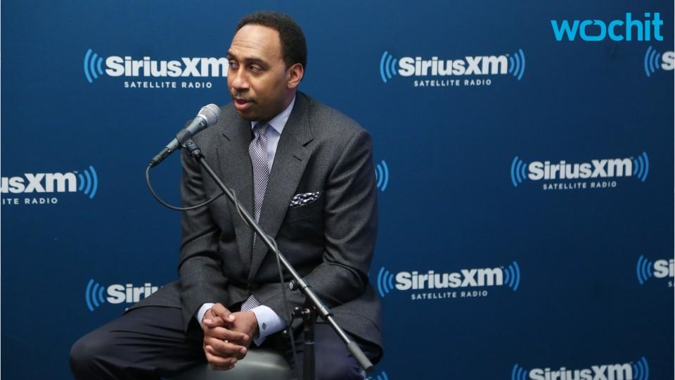 Stephen A. Smith Is A Sexist Idiot