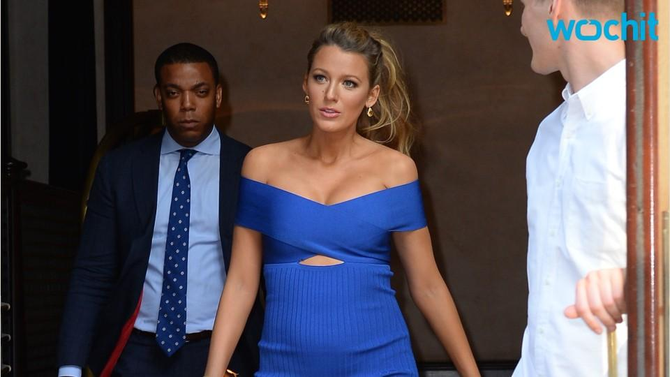 "Blake Lively Defends Her ""Oakland Booty"" Comment: ""I Was Celebrating My Body"""