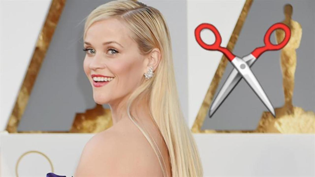 Reese Witherspoon's New Summer Look Gets Emojified