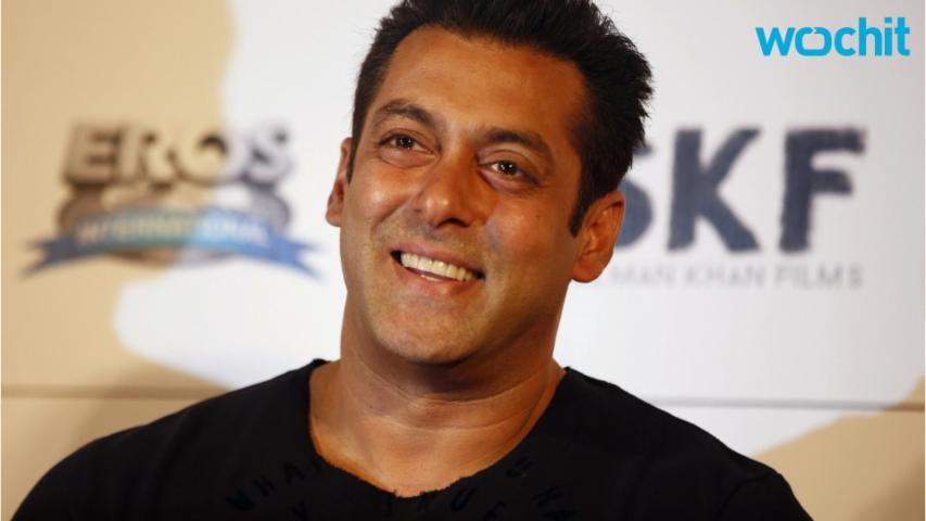 Bollywood's Salman Khan Apologizes for Using Rape Remark