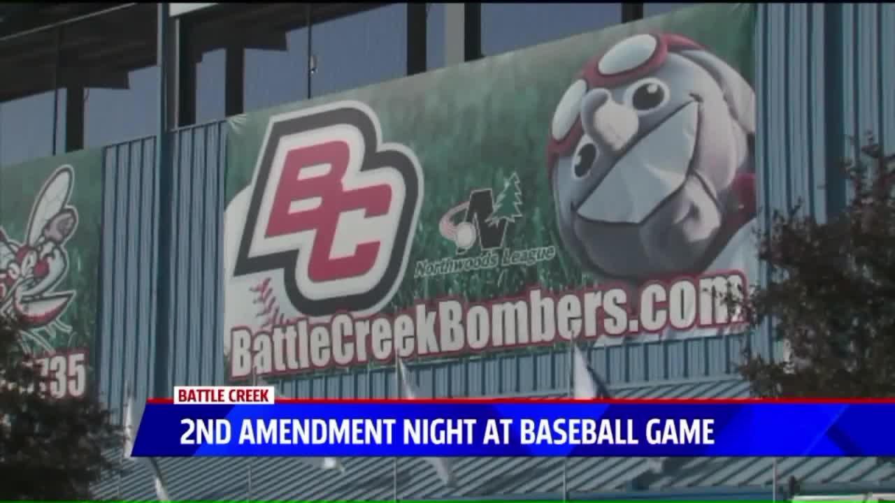 Baseball Team to Hold '2nd Amendment Appreciation Night'