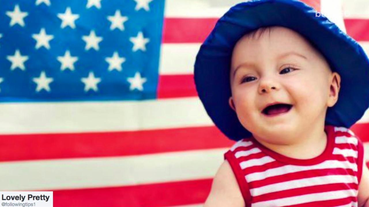 Hillary, Donald Becoming More Popular Baby Names