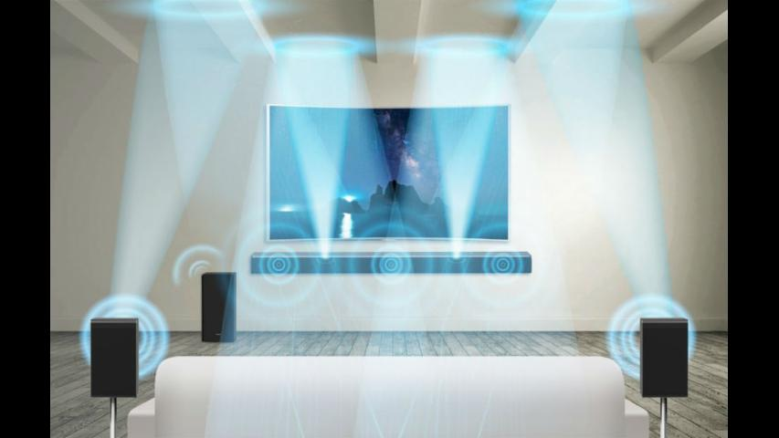 Samsung's Dolby Atmos Sound Bar Coming for $1,499