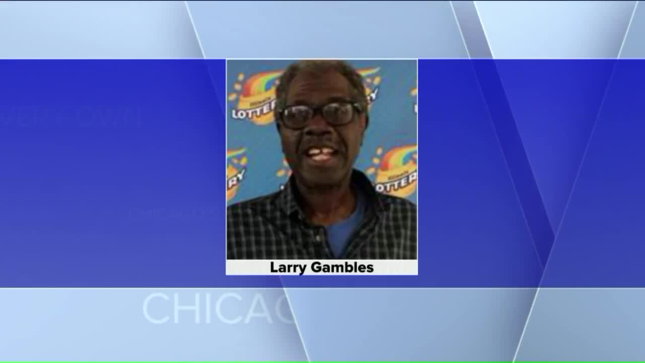 Man Named 'Gambles' Wins Lottery Twice