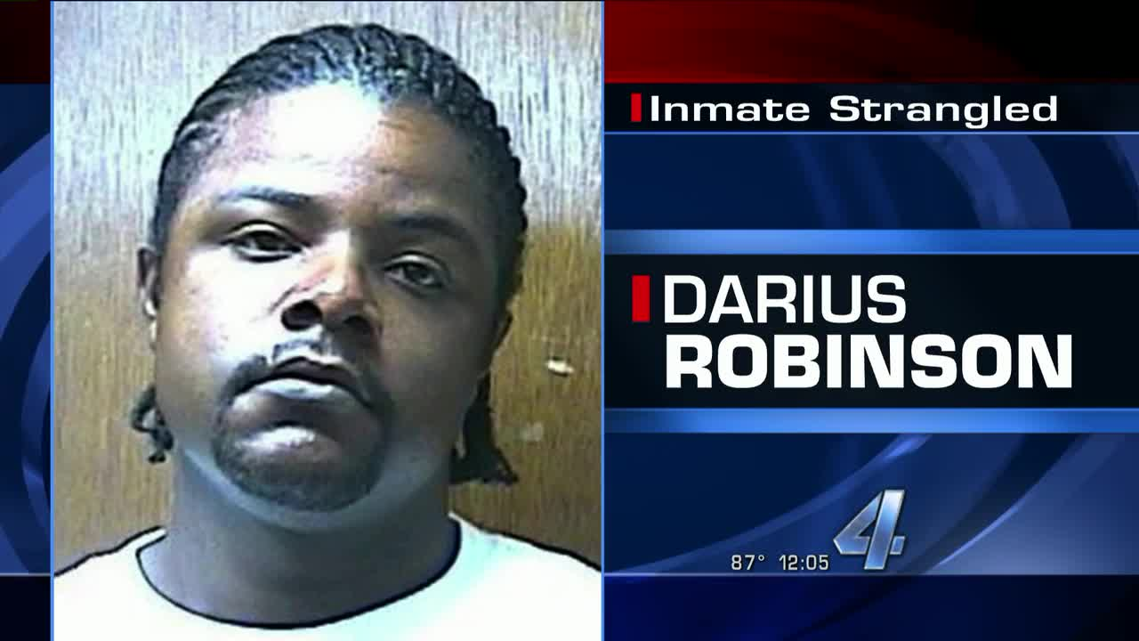 Medical Examiner Rules Oklahoma Inmate's Death a Homicide