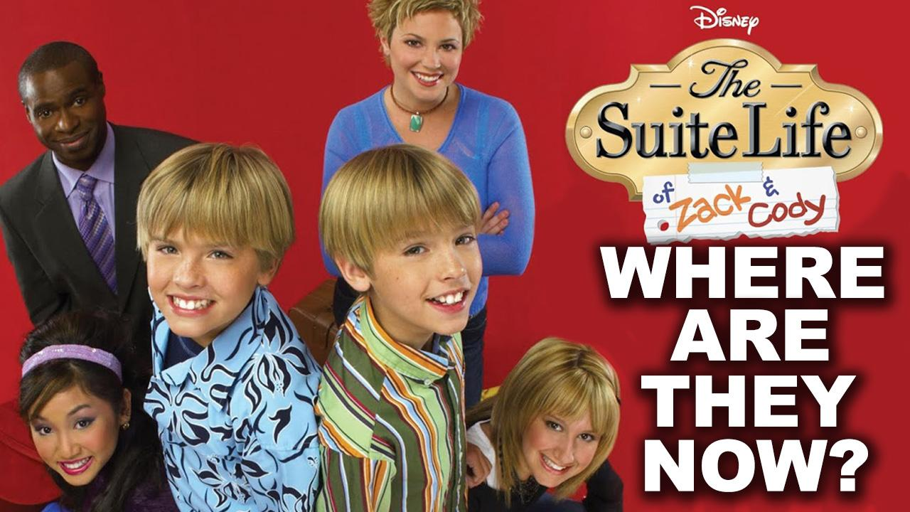 Suite Life/Suite Life On Deck: Where Are They Now?