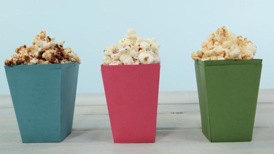 3 Gourmet Popcorns To Upgrade Movie Night
