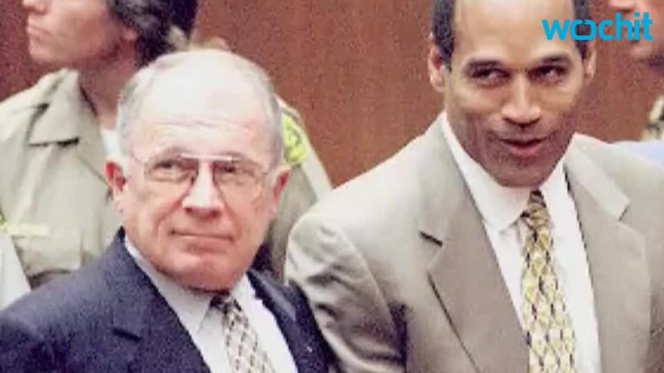 OJ attorney F. Lee Bailey Files For Bankruptcy