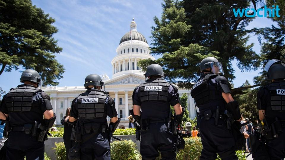 Police Investigate Violence at California White Supremacist Rally