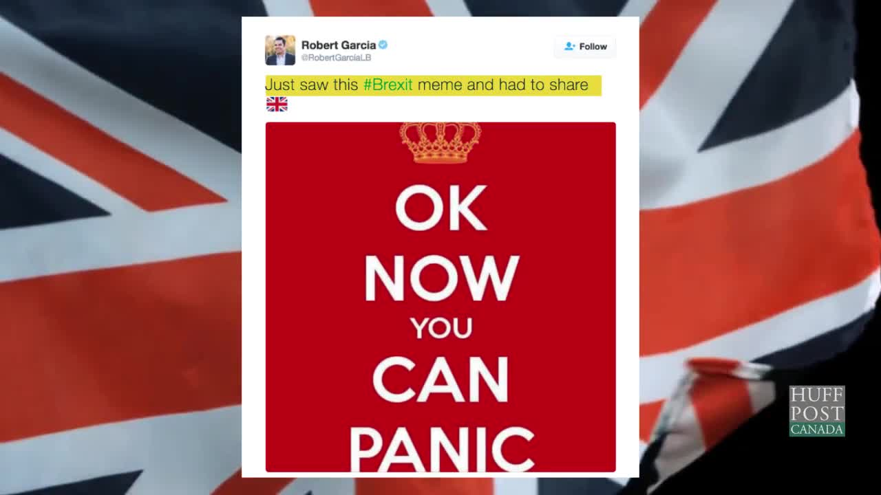 Brexit Memes Are Giving People A Much-Needed Laugh