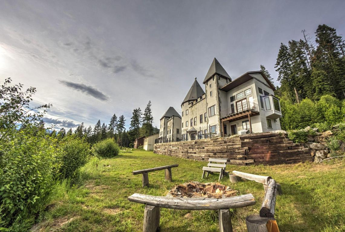 Idaho Castle on the market for under $1M