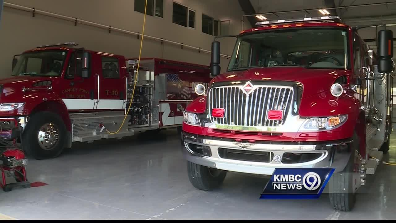 Powerball winner in Missouri pays back community with new fire station