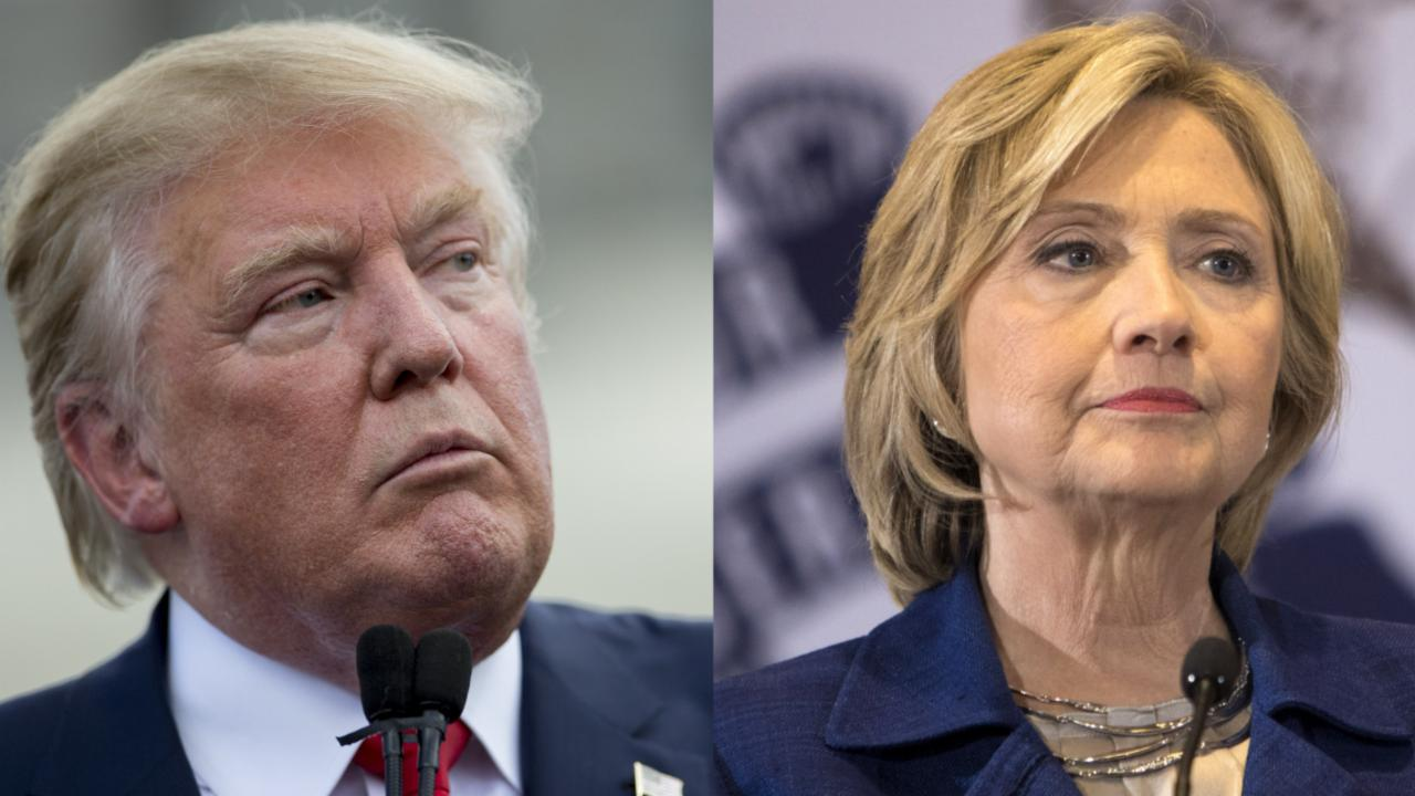 Poll: Clinton's Lead over Trump Grows to Double-Digits