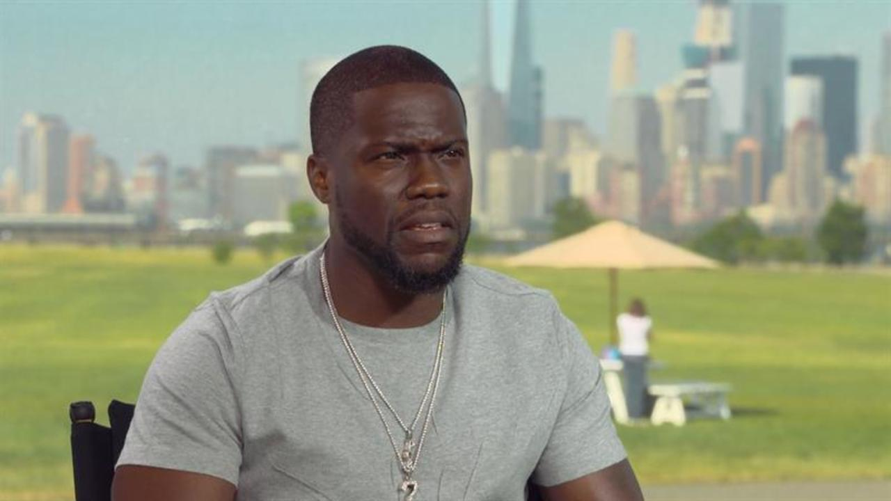 Is Kevin Hart Close to Bringing Home Robber to Justice?