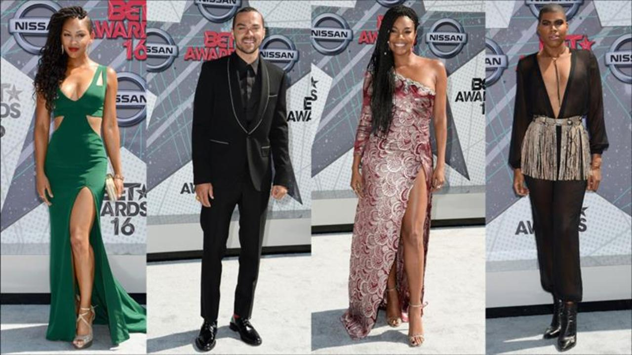 E!'s 2016 BET Awards Fashion Roundup