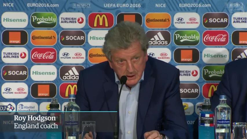 Euro 2016: Roy Hodgson resigns after England lose to Iceland