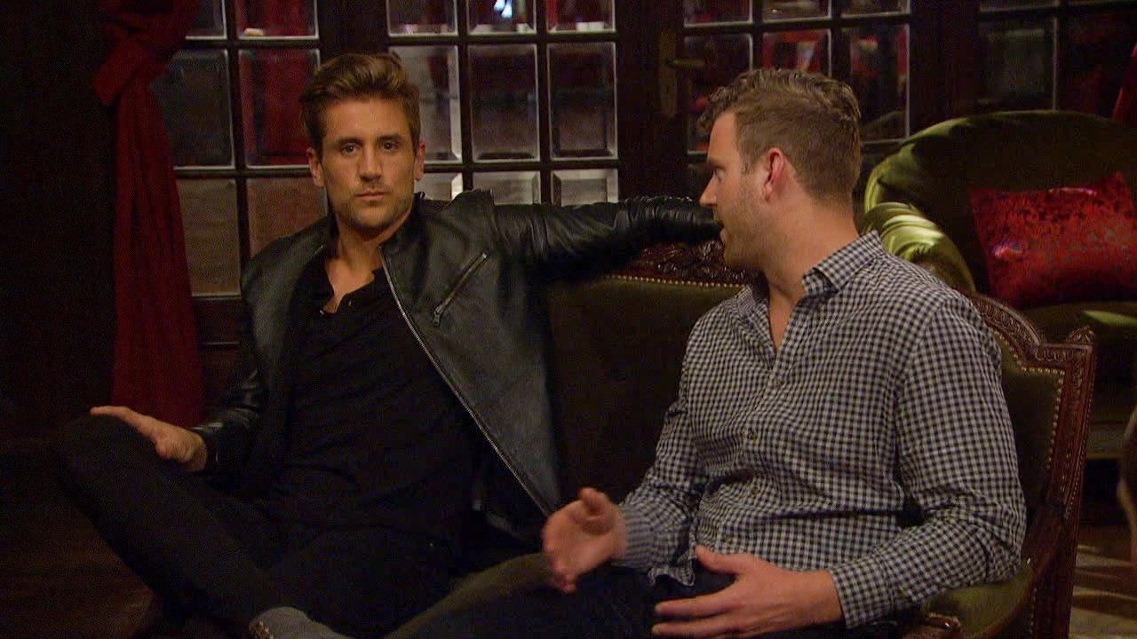 Jordan vs. James T. on The Bachelorette