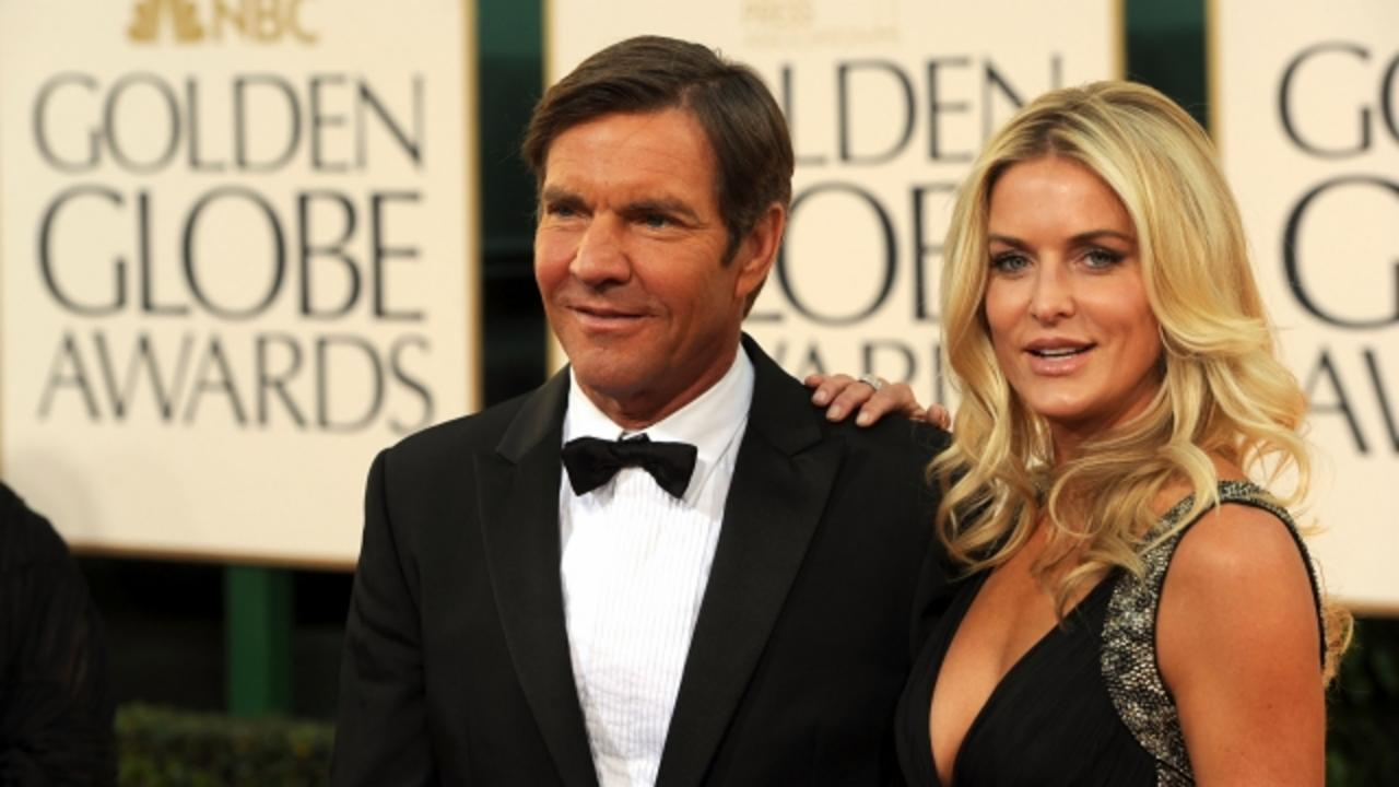 Dennis Quaid's Wife Files for Divorce a Second Time