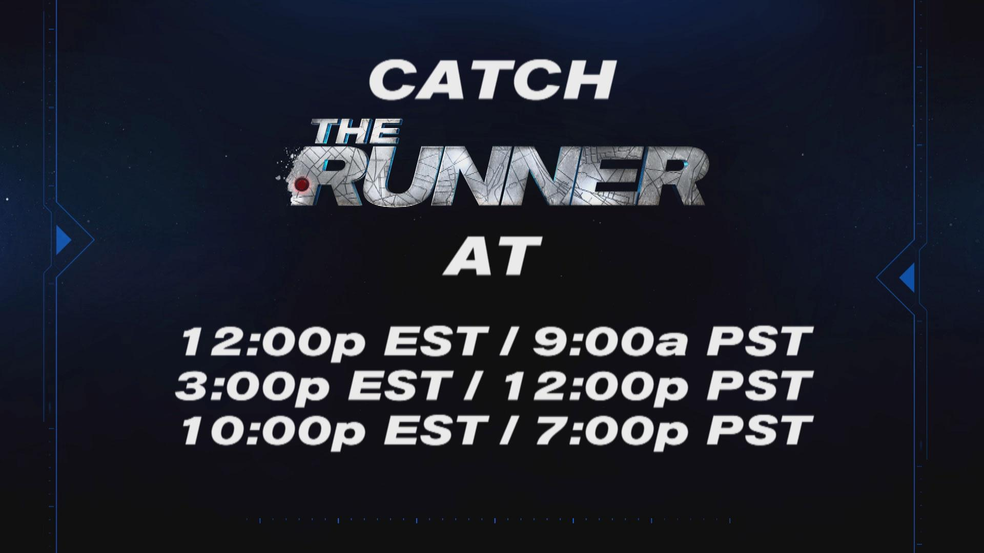 The Runner Live PLACEHOLDER TITLE