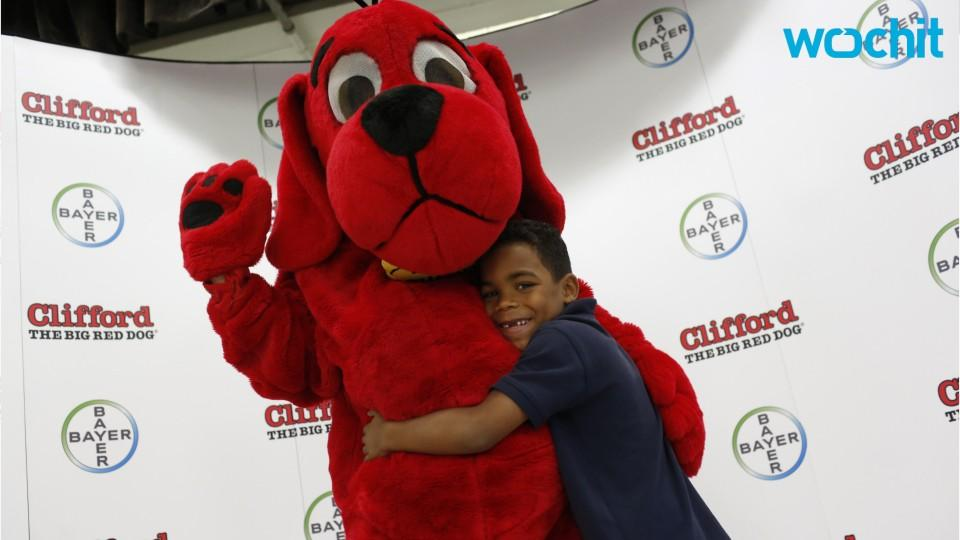 Clifford The Big Red Dog Movie Moving to Paramount