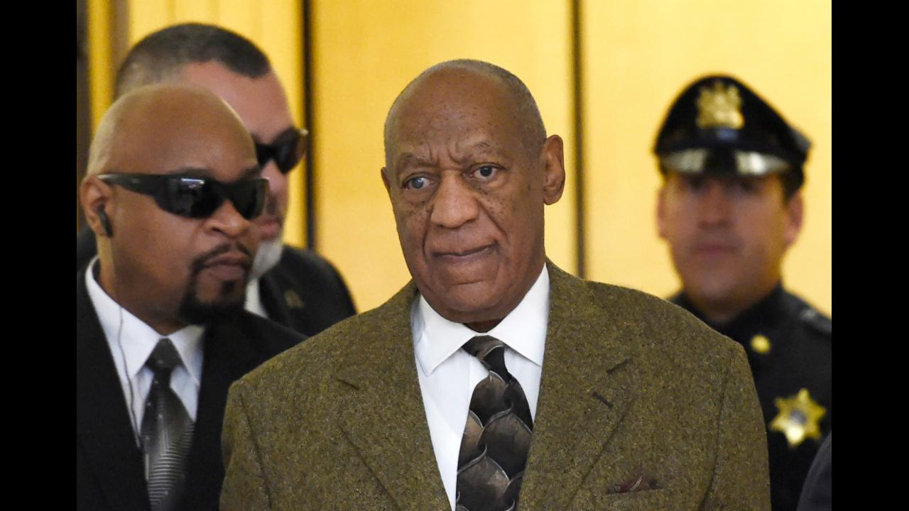 University of Connecticut revokes Bill Cosby's honorary degree