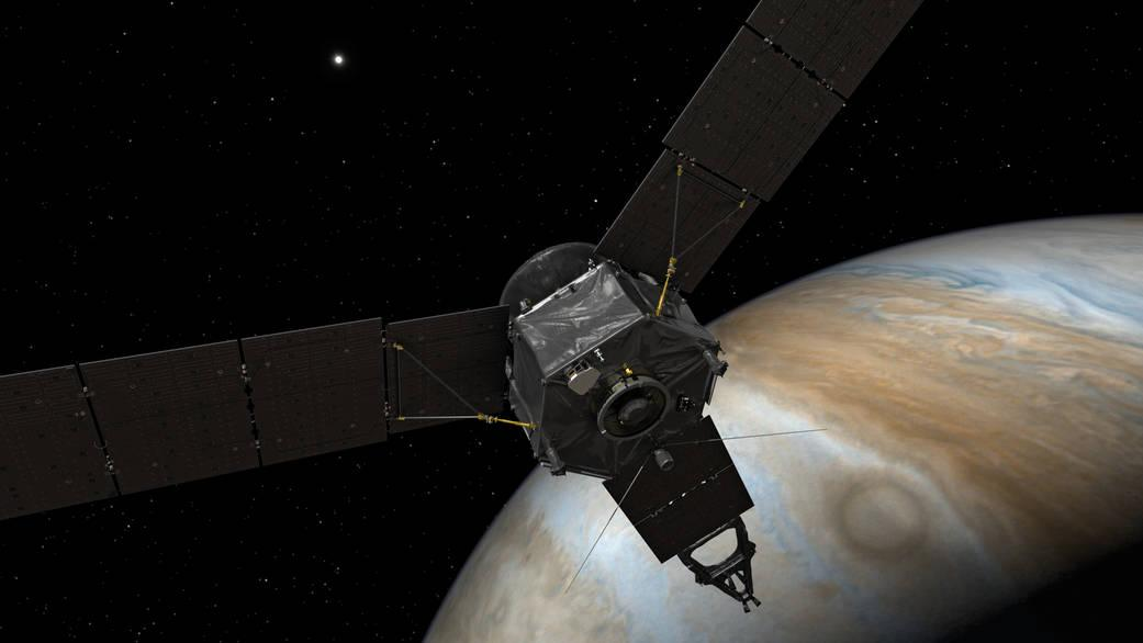 Jupiter mission added to list of NASA's July 4th missions