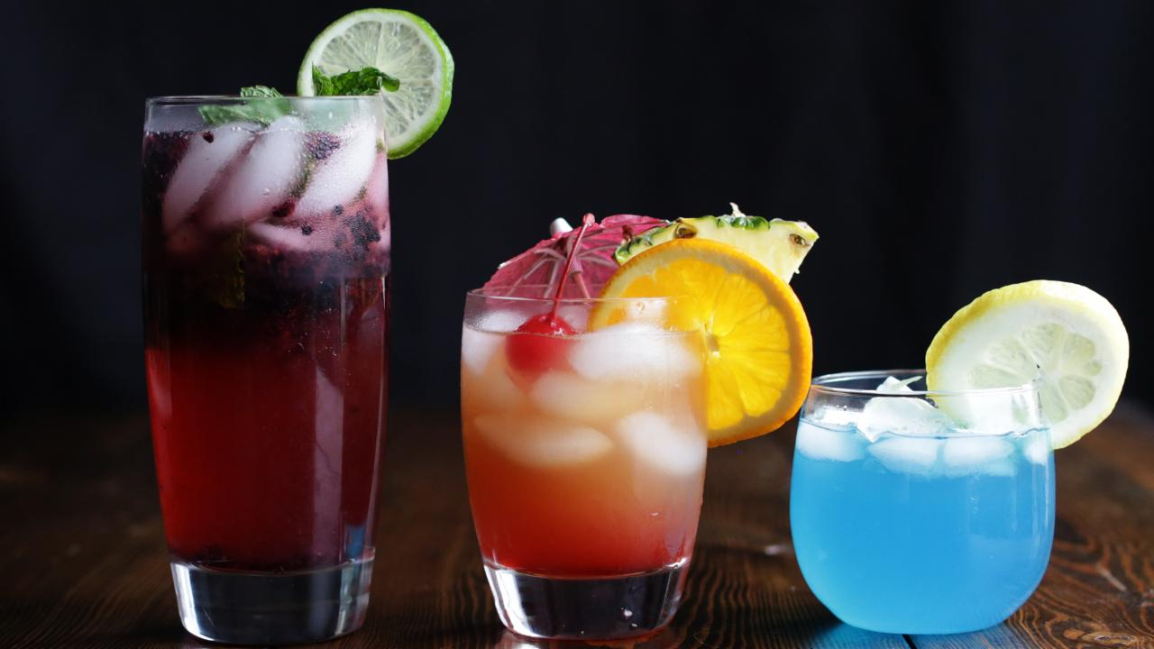 How to make 3 easy Summer Cocktails