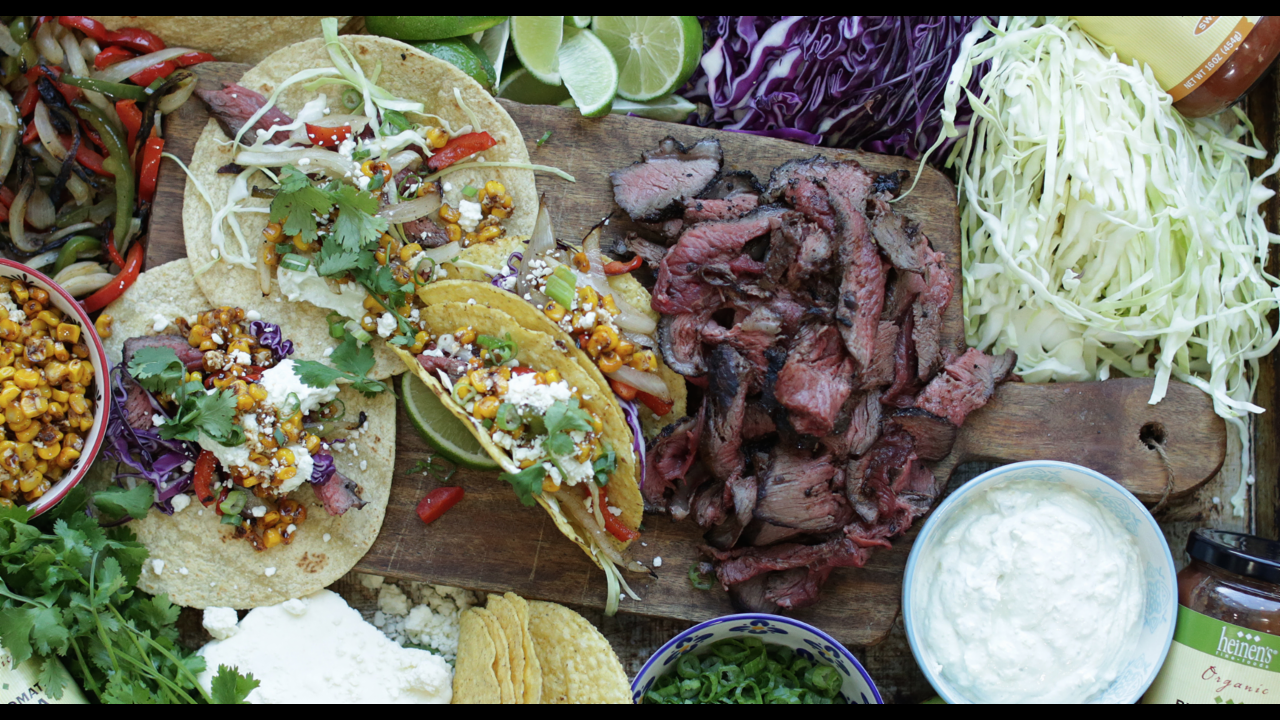 Easy Steak Tacos Recipe