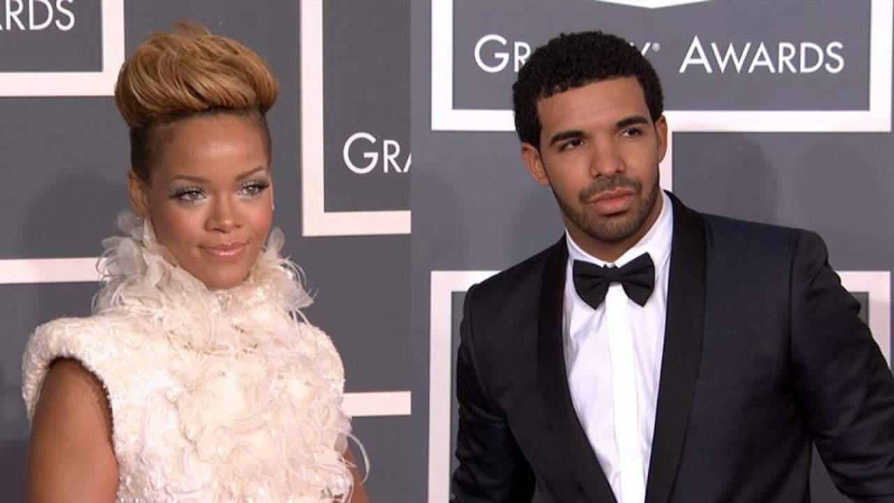 rihanna and drake dating pictures