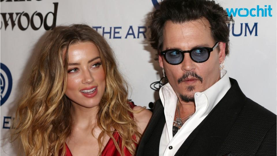 What Did Johnny Depp Do to His Amber Heard Tattoo?