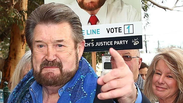 Senator-elect Derryn Hinch Why Aussies Attracted To 'Other' Candidates