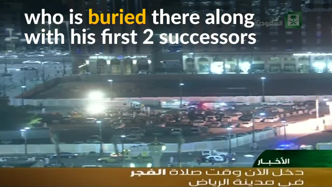 Suicide bomb hits Islam's second-holiest site in Saudi Arabia