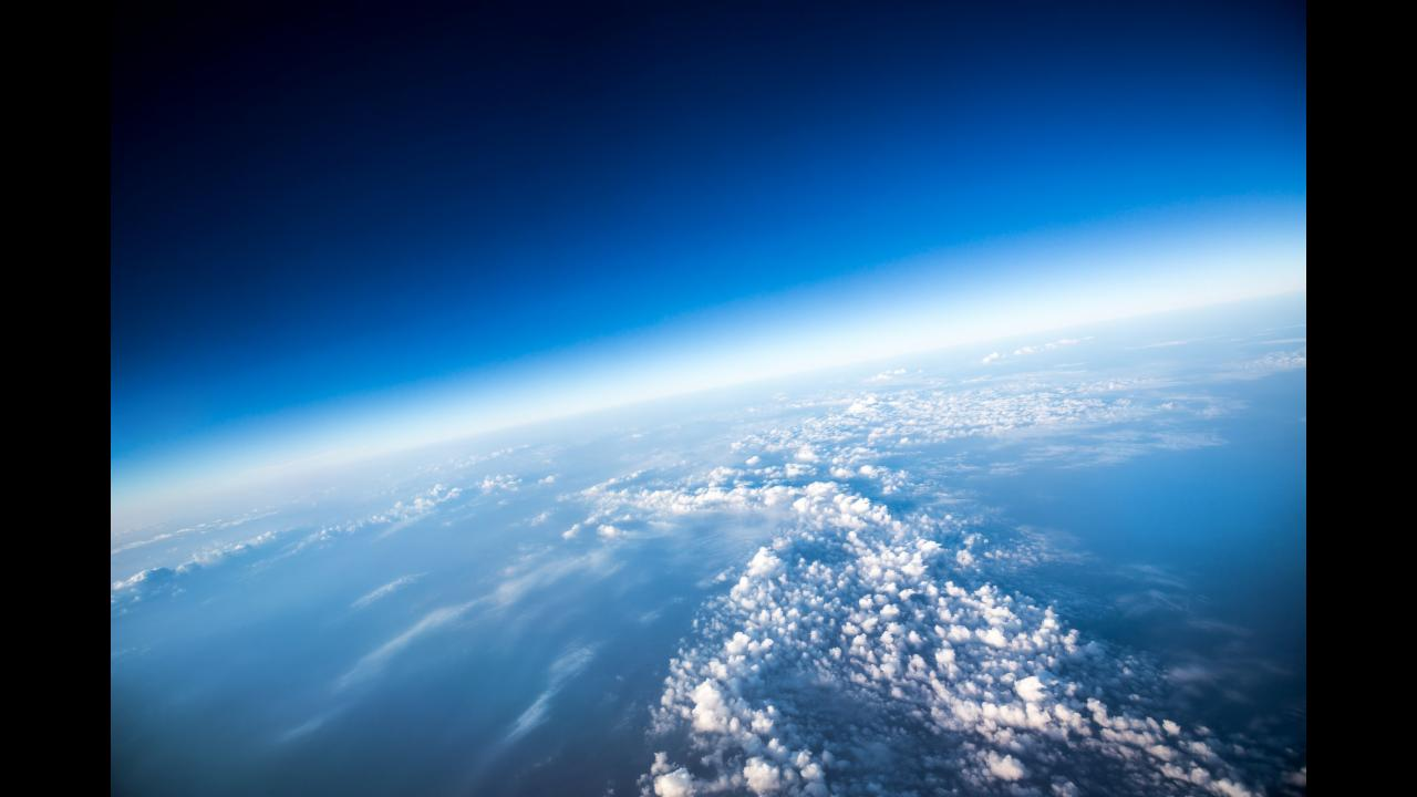 Earth's ozone layer has some very good news