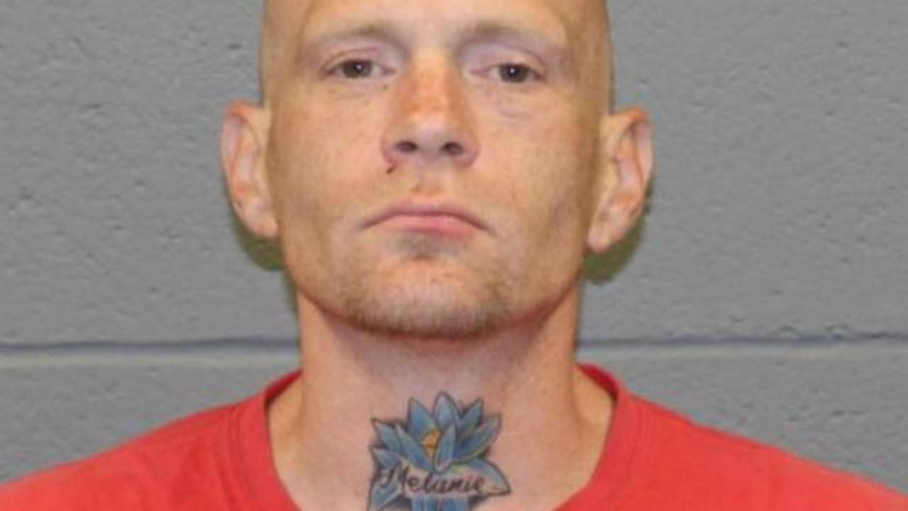 Man Charged With Murder Has Neck Tattoo Featuring Victim's Name