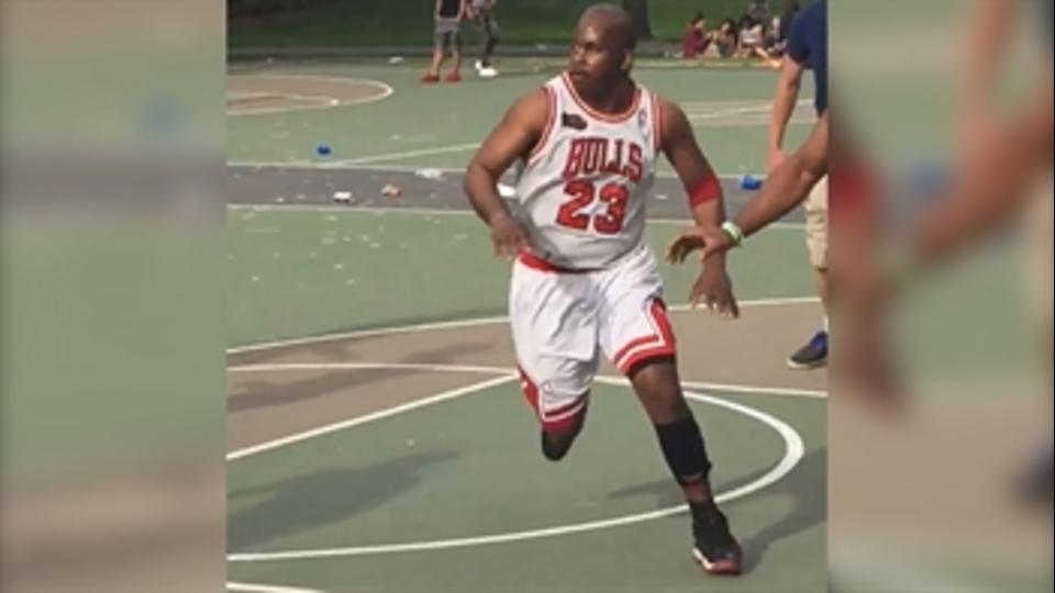 Michael Jordan returned to competitive basketball over the weekend! Kind of, not really
