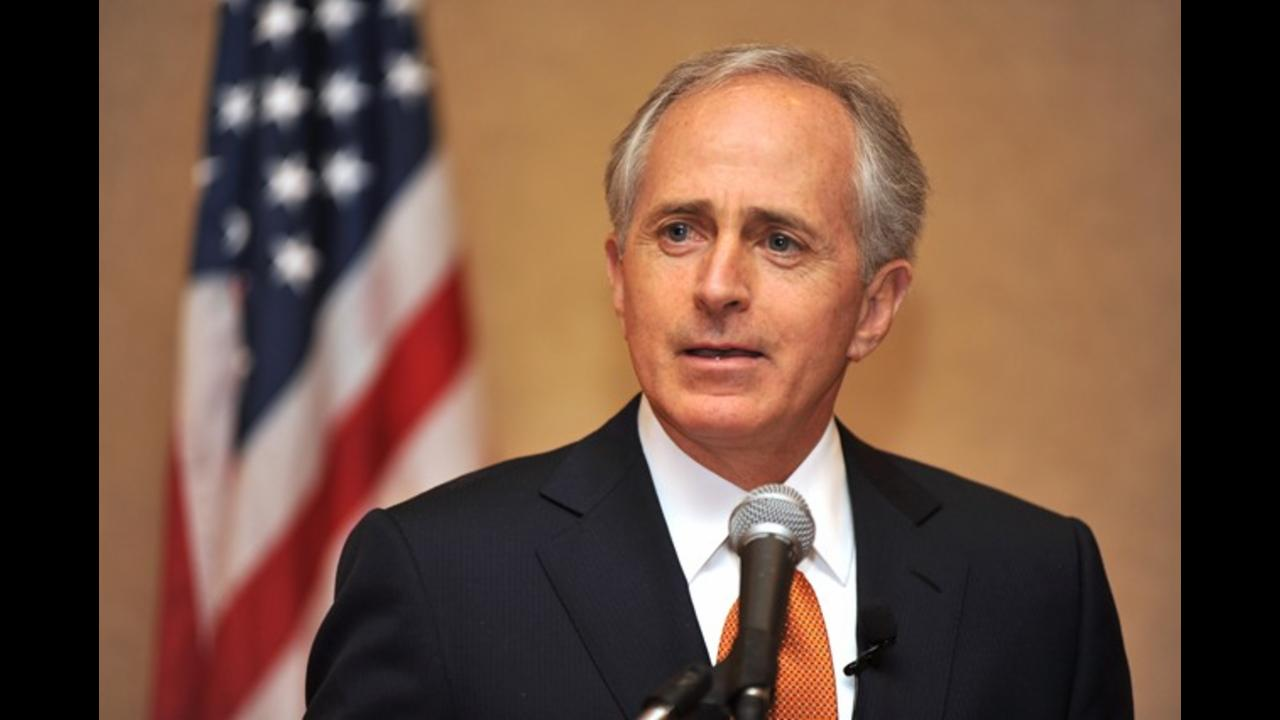 Sen. Bob Corker Removes Himself From Trump VP Vetting