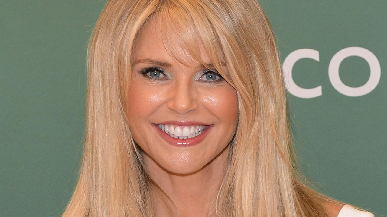 Christie Brinkley Admits to Using Fillers - But NO Botox