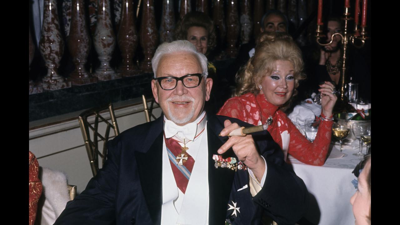 Here are 8 things you didn't know about Colonel Sanders
