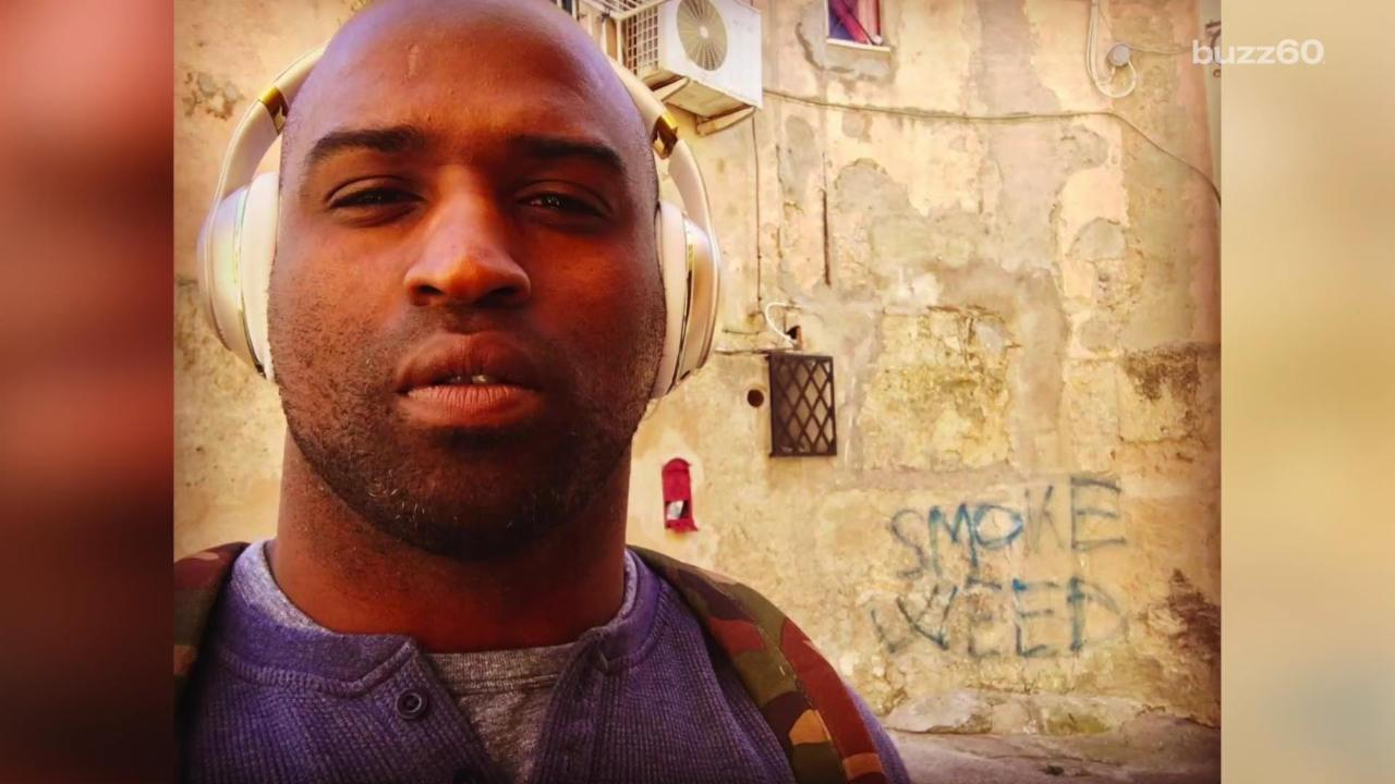 Ex-NFL Star Ricky Williams Opening the World's First 'Weed Gym'