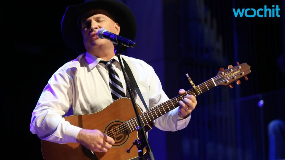 Garth Brooks Is Back On The Radio 24-7