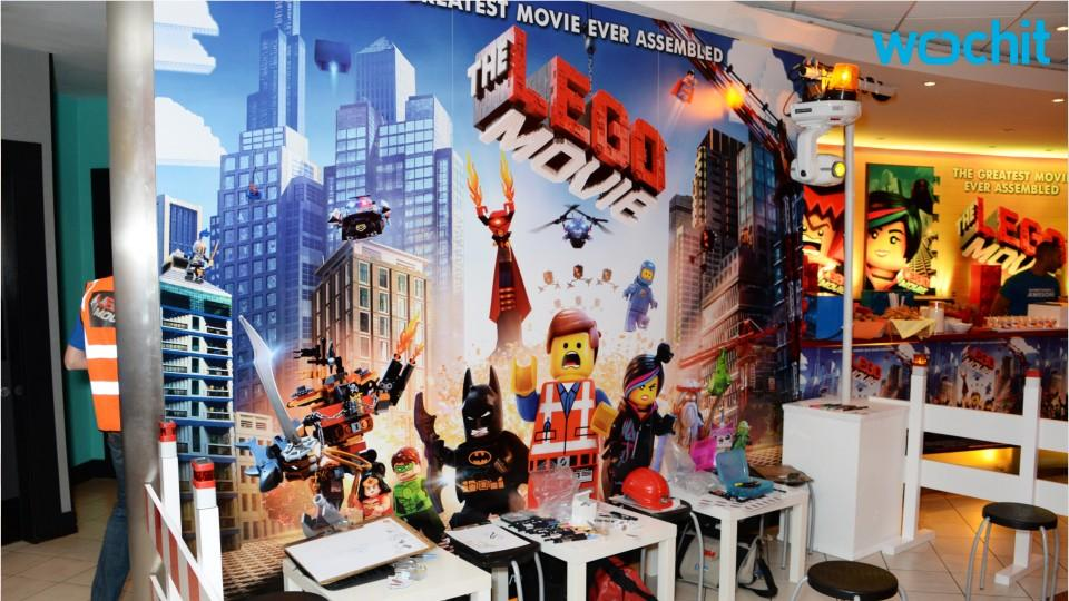 What New Change Is In Store For The LEGO Movie?