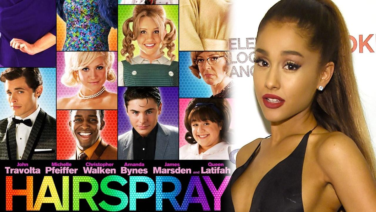 Ariana Grande Joins Cast of Hairspray Live!