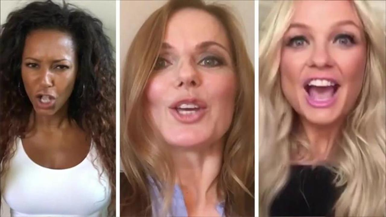 Spice Girls Tease Reunion Plans