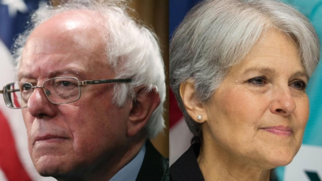 Jill Stein Has a (Terrible) Plan for Bernie Sanders' Campaign