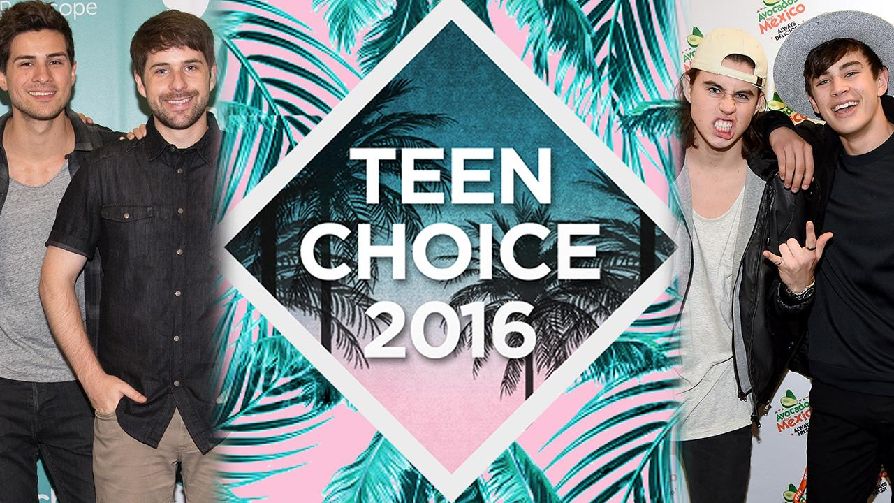 Final Wave Of 2016 Teen Choice Award Nominees Announced - Includes Tyler Oakley,