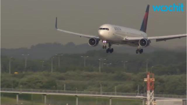 Delta flight mistakenly lands at base in South Dakota