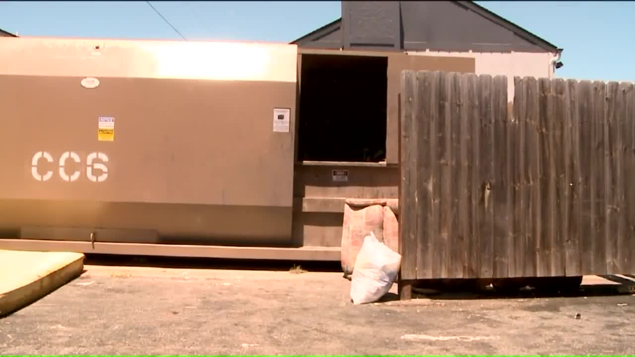 Neighbor Rescues 9-Month-Old Girl Left to Die in Trash Compactor