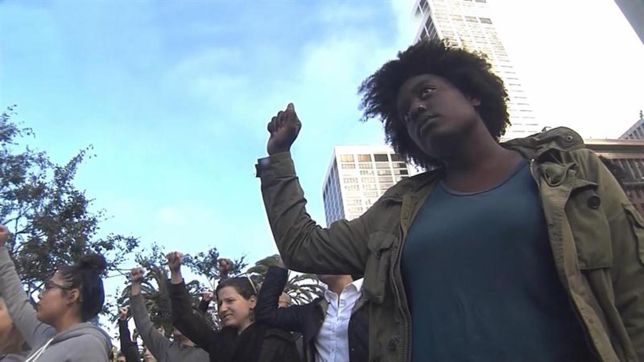 'No Justice, No Peace': Americans Protest In the Streets